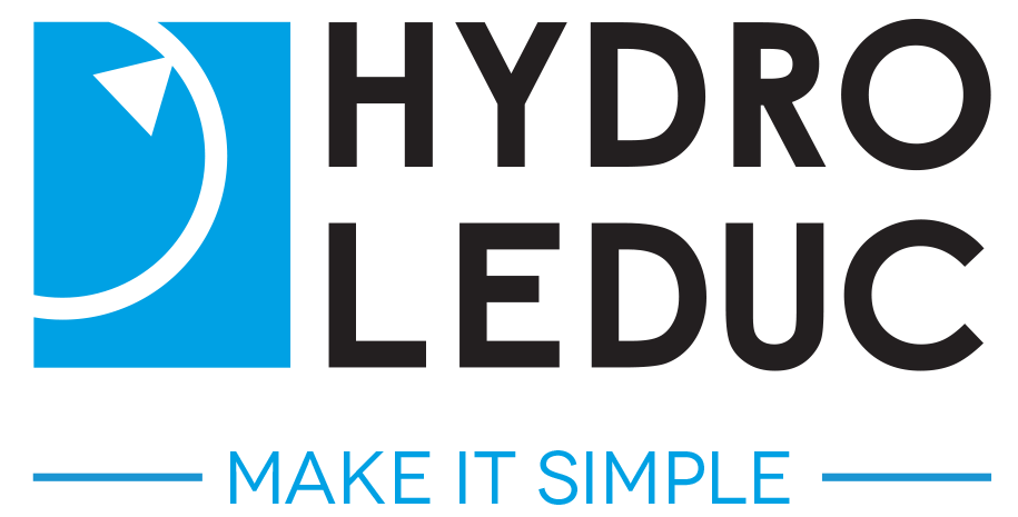 Hydro Leduc logo